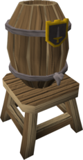 Asgarnian ale (barrel) built