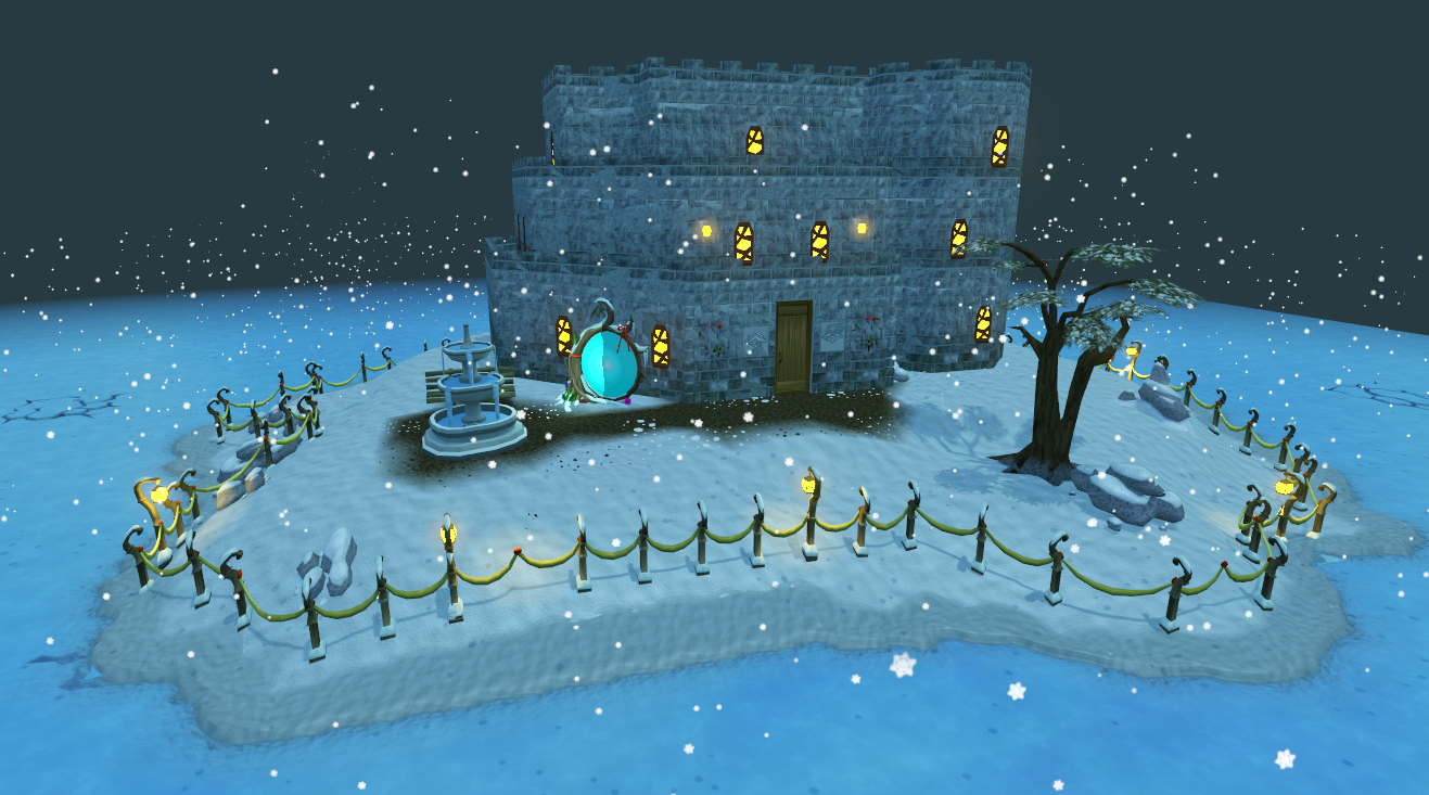Wizards Tower 2011 Christmas Event Runescape Wiki Fandom