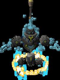 Clan avatar (buff active)