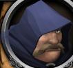 Concealed dwarf chathead