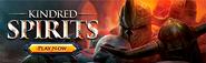 Kindred Spirits lobby banner 2
