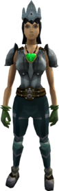 Medium task set equipped (female)