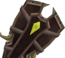 Megaleather shield