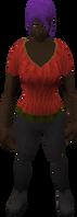 Retro simple top (female)
