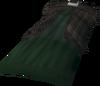Runecrafter skirt (green) detail