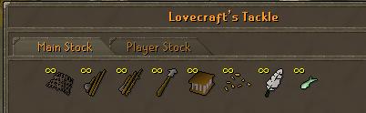 Witchaven kalakauppa