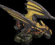 Capa da Perfeição dragão (t)