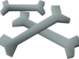 Frost dragon bones
