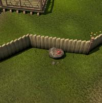 Hidey-hole Fishing Guild entrance