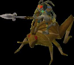 Locustlancer