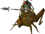 Locust lancer