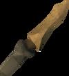 Off-hand marmaros dagger detail