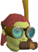 Snorkel chathead
