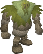 Swamp titan