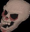 Vecna skull detail