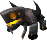 Warborn behemoth baby