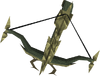 Ascension crossbow (barrows) detail