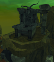 Bandos' throne