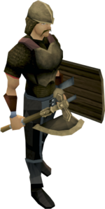 Bob, another guard of Falador