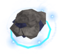 Divine mithril rock detail