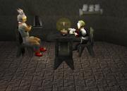 FOAD In het cafe