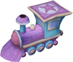 Hype train pet