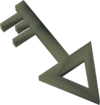 Key (Olaf's Quest, triangle) detail