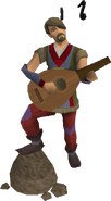 Musico do rio de Lumbridge