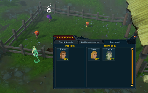 PoF Farmhands and Improvements update image 1