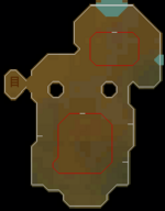 Rat Pits (Varrock) map