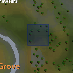 Ruins (The Lost Grove) location