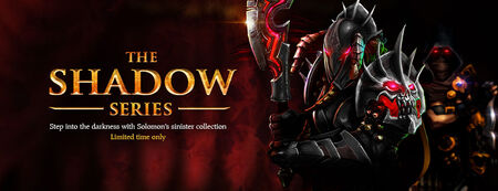 Shadow Series banner