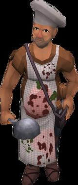 Claus chef