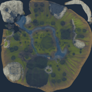 Detailed prifddinas ground