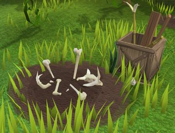 Herblore habitat boneyard
