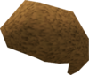 Light brown afro detail