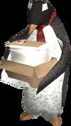 Office penguin