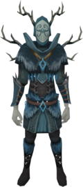 Refined Anima Core of Seren armour equipped