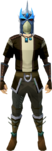 Strong slayer helmet (c) (blue) equipped.png