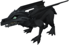 Baby dragon (black) pet