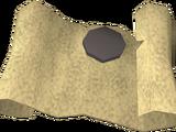 Banshee Champion's scroll