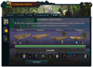 Community (Breaking the Storm) interface 1a
