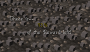 Maze remaining reward