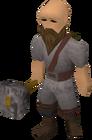 Mountain dwarf old