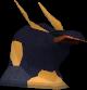 Penguin (blue) chathead