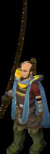 Pescador mestre