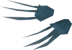 Rune claws detail old