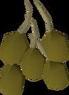 Semente de batata detalhe