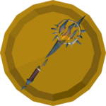 Shard of energy weapon token detail