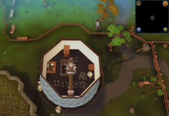 Cryptic clue Lumbridge windmill
